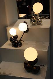 volk has plenty of spectacular suspended fixtures formed from bubble like elements but were