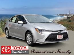 New 2019 Toyota Cars, Trucks, SUVs For Sale in Carlsbad CA | New ...