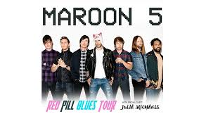 Maroon 5 Tickets In Kansas City At Sprint Center On Thu Aug