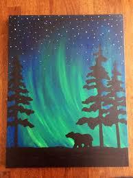 Best 25+ Simple canvas paintings ideas on Pinterest | Simple canvas art, Painting  canvas crafts and Painted canvas diy