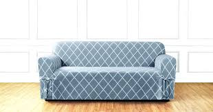 faux leather slipcovers