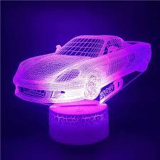 Smart Phone Control Initial D Super <b>Car Nightlight Touch</b> Sensor ...