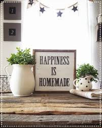 rustic and modern home decor signs giveaway petit grains