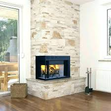 put gas stove in corner fake fireplace fireplaces electric stand tire build how to a