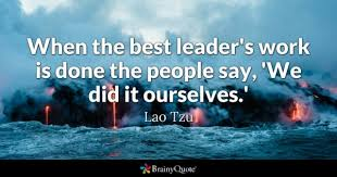 Good Leader Quotes Extraordinary Leader Quotes BrainyQuote