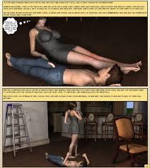 Mother Gets Horny 3D Porn Comic