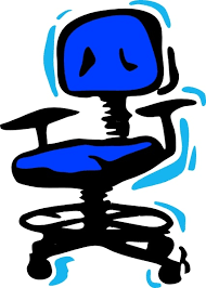 office chair clipart. office chair clip art clipart