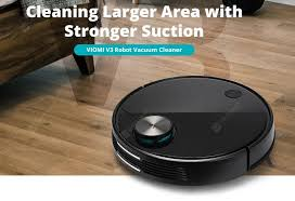 Xiaomi <b>VIOMI V3</b> Vacuum Cleaner Offered for $429.99