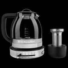 kitchenaid artisan kek1322 glass electric tea kettle