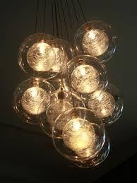 kadur custom blown glass chandelier modern custom cer light chandeliers