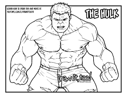 The hulk's strength remains at the top level of all super human beings on earth and increases exponentially as his anger grows. How To Draw The Hulk Avengers Infinity War Drawing Tutorial Draw It Too