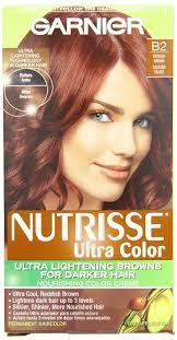 Amazon Com Garnier Nutrisse Haircolor B2