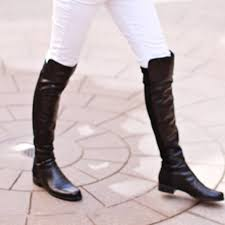 Charles David Over The Knee 50 50 Boots