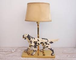 whimsical lighting fixtures. Modren Lighting Dog Figurine Table Lamp And Whimsical Lighting Fixtures N