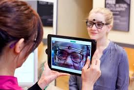 eyes tested specsavers has an app