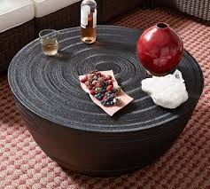 drum coffee table. Frog Drum Coffee Table R