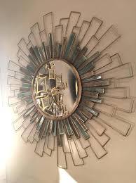 gold sunburst mirror gold sunburst mirror eclectic mirrors