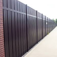 metal privacy fence. Delighful Fence Metal Privacy Fence Panels Model For