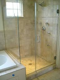 install frameless shower doors truly glass shower door northern install frameless pivot shower door