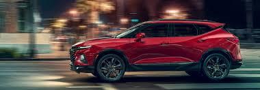 2019 Chevy Blazer Paint Color Options