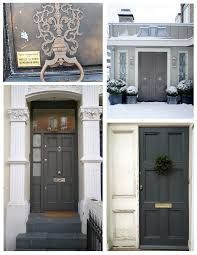 gray exterior door paint. exterior color inspirations the understated elegance of painted gray door paint