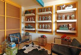 Orange County Man Cave contemporary-family-room