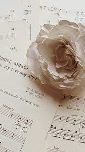 Aesthetic Music Note Wallpaper ...