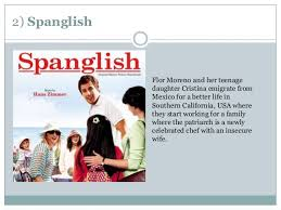 inspirational movies for essay writing 6 2 spanglish