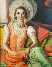 Audrey Reid (1914–1999), in Fancy Dress | Art UK