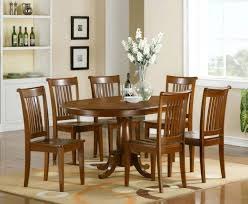 Dining Tables : Fancy Oblong Dining Room Table Sensational Design Oval Set  All Black Homewhiz Square Seats Round Extension White Kitchen With Chairs  ...