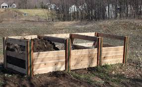 3 bin compost. Modren Bin Threebin Composting Project Making The Ultimate 3 Bin System  Featured In Organic Gardening Simple DIY Plans For A Threebin System Inside Bin Compost L