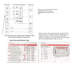 diagram old lennox thermostat wiring diagram latest old lennox thermostat wiring diagram medium size