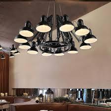 cage pendant lighting. Vintage Pendant Lights Retro Cage Lamp Modern Restaurant Lighting Wrought Iron Kitchen Dining Room Bar
