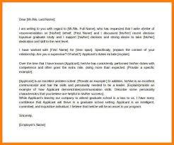9 Grad School Letters Of Recommendation Pear Tree Digital