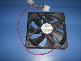 how pc fans work a 2 wire pc fan