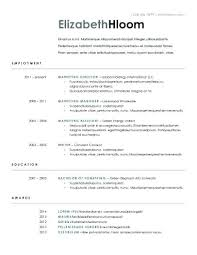 Openoffice Resume Template Open Office Resume Template Classy 8 Free ...