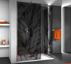 Klebefolie Duschwand Duschkabine Dusche Folie Selbstklebend 00080