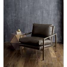 lounge tables and chairs. Milo Classic Leather Brass Lounge Chair In Chairs \u0026 Wall Treatment Tables And