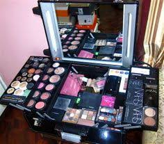 l oreal plete makeup kit beauty box with hollywood style mirror light bulbs professional make up
