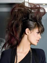 Coupe De Cheveux Femme Punk Rock