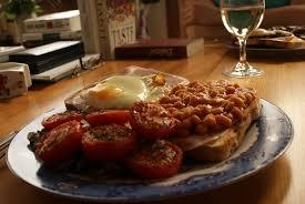 Английская национальная кухня Курсовая работа т Читать текст  Реферат кухня великобритании