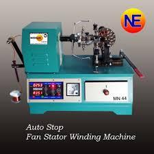 fan stator winding machine