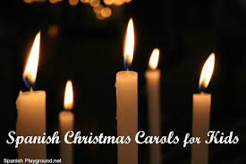 The songs with a more religious theme are known as villancicos. Spanish Christmas Carols For Kids Spanish Playground