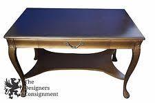 antique office table. antique larkin oak office library desk table buffalo new york cabriole painted