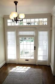 front door window coveringsFront Door Sidelights Window Coverings Blind Mice Magnificent