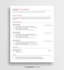 Modern Resume Template Free Pdf 035 Free Download Creative Cv Template Word Indonesia Resume