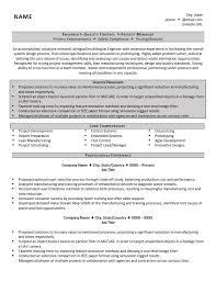 Professional Engineer Resume Samples Engineering Resume Example And 4 Great Tips To Writing One