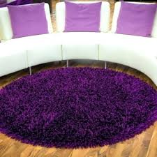 purple area rugs trendy design ideas rug fresh round home for nursery