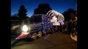 Festival Of Lights Mesquite Nv 2016 Mesquite Parade Of Lights