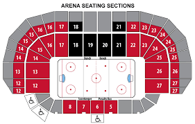 Ottawa 67 Seating Chart Group Ticket Packages Ottawa 67s